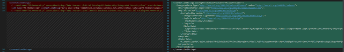 preview config
