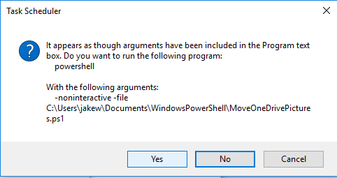 Better living through PowerShell – Archive old pictures